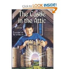 This book will reawaken your childhood imagination by the third chapter! mothers, kid read, growing up, castles, book clubs, kids, childhood, reading lists, children books