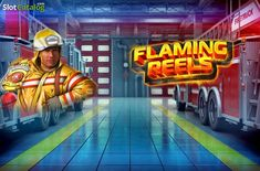 Flaming Reels. Flaming Reels (Video Slot from GameArt)