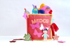 Waldorf toys  natural toys  eco friendly book  by SerZiHandicrafts