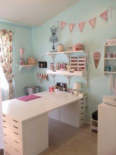 My new craft room!