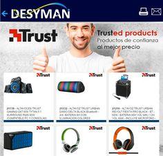 Trust, productos de confianza al mejor precio