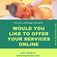 Are you self-employed? Do you own a business? 💼👨🚘 At www.mynodus.com we are looking for you.  Offer your services at MyNodus and give international visibility to your business 💼☕🔝 #mynodusallyouneedinonesite #MyNodus.com #startup #experiences #activities #massagetherapist #massage #saloon #profesionales #marketplace #ecommerce #socialnetwork #retail #rental #apartment #hotel #carsharing #profesionals #profesionalservices #turism #business #businessonline #uk #spain #france #startuplife