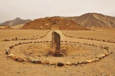 Caral, Peru - lesser known secrets. Possibly 4,000 years old