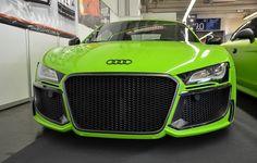 Regula Exclusive Audi R8 2012