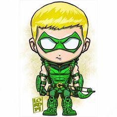 Green Arrow (New 52) by Lord Mesa | @lord_mesa |