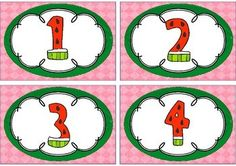 Watermelon themed rewards artwork for table groups in your classroom. Up to 8 groups or tables are available. There are mini watermelons to use as indicators for points.
