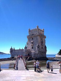 Tower Bridge, Lisbon, Louvre, Building, Travel, Voyage, Buildings, Viajes, Traveling