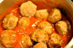 """I always have ground turkey in my freezer or fridge and keep an eye out for new ways to use it. I came across this recipe from Momma Hen on Tasty Kitchen and just the name """"Tangy"""" in the title sold..."""