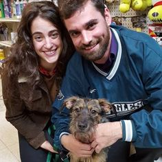 Ultra adorable Breeze found her forever home! Congrats to our latest SCAR Grad!