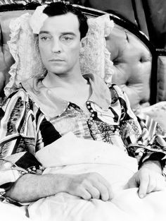 Buster Keaton in Parlor, Bedroom and Bath (1931)