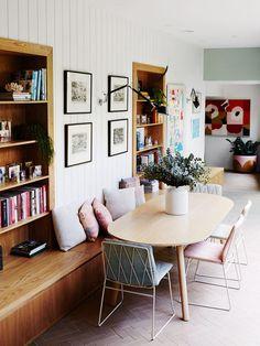 The Emery Family — The Design Files | Australia's most popular design blog. ähnliche tolle Projekte und Ideen wie im Bild vorgestellt findest du auch in unserem Magazin . Wir freuen uns auf deinen Besuch. Liebe Grüße Mimi