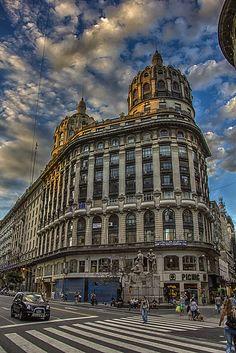Florida y Dg. norte, Edificio Bencich, Buenos Aires, Argentina
