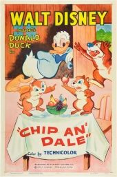 Chip an' Dale, 1947