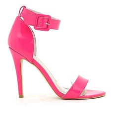 UNSPOKEN heel in Hot Pink. #mybetsonBetts #BettsRaceDayReady #BettsShoes #shoes #heels