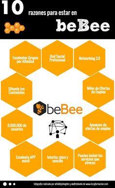 23 Infografías que te ayudarán a conocer mejor beBee - beBee Producer