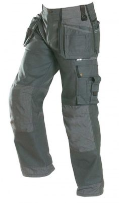 Faceline Workwear Pants - JUBILEE Workwear Collection - products new home - Faceline Workwear_Jubilee Tool Pocket Pants_Grey_by Björnkläder Tactical Pants, Tactical Clothing, Bushcraft, Workwear Fashion, Motorcycle Outfit, Outdoor Outfit, Outdoor Pants, Work Pants, Cargo Pants