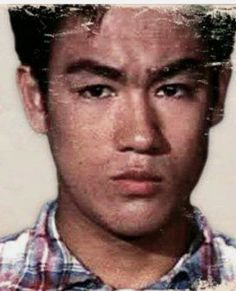 Bruce Lee the teenage actor