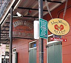 Johnny White's New Orleans
