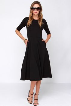 love the length and pockets and that it would be easily dressed up or down