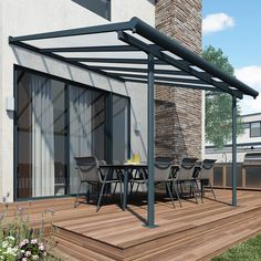 Awning Pergola Patio Cover Sierra By Palram . Awning Pergola Patio Cover Feria By Palram . Diy Pergola, Retractable Pergola, Pergola Swing, Wooden Pergola, Pergola Shade, Pergola Ideas, Cheap Pergola, Deck Shade, Metal Pergola