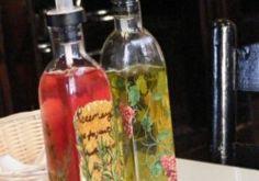 Jak si vyrobit výborný ochucený olej nebo ocet | praktické informace,rady a zajímavosti …
