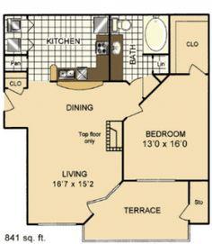 One Bedroom Apartment Rentals - https://apartmentsstoneoaktx.com/one-bedroom-apartment-rentals/