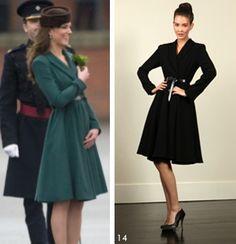 Emilia Wickstead coatdress.