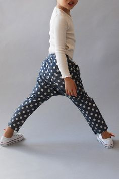 polky pants