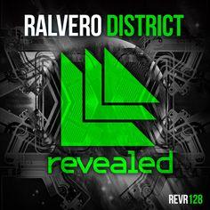 District - Ralvero.                                          Revealed Recordings REVR128