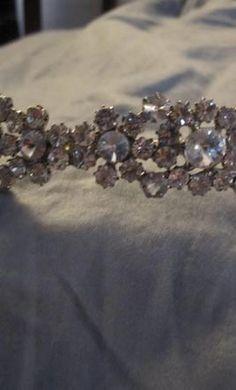 Wedding Dress Accessories - Tiara/Hair Accessory   $200 USD - Used