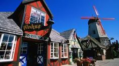 BBC - Travel - Southern California's Danish-themed side trip : Weekends, California, Solvang
