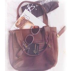 "Selling this ""Lux B Makowsky Bag W/Dustbag"" in my Poshmark closet! My username is: dollface86. #shopmycloset #poshmark #fashion #shopping #style #forsale #B Makowsky #Handbags"