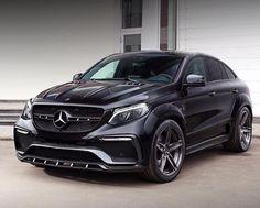 Mercedes GLE #AMG