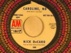 Nick DeCaro - Caroline No