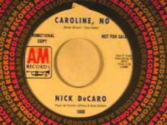 Nick DeCaro - Caroline No