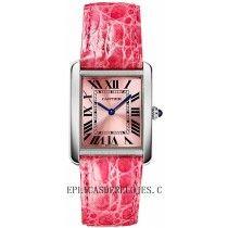 Cartier Tank Solo Cuarzo Senoras Reloj W5200000