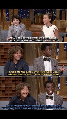 Im crying! Look at the face of Finn HE LOOKS SO CUTE OMFG #stranger #things…