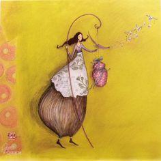 carte-postale-gaelle-boissonard-la-fille-cadeau-suspendu.jpg 1,200×1,200 pixels