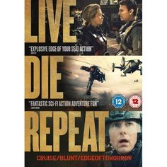 http://ift.tt/2dNUwca | Live Die Repeat Edge Of Tomorrow DVD | #Movies #film #trailers #blu-ray #dvd #tv #Comedy #Action #Adventure #Classics online movies watch movies  tv shows Science Fiction Kids & Family Mystery Thrillers #Romance film review movie reviews movies reviews