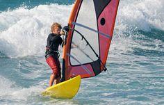 Surfreise im Sommercamp für Kinder an der Ostsee