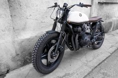 CB 750 Tracker - Google Search