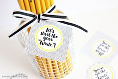 WRITE Start Teacher Gift Tags