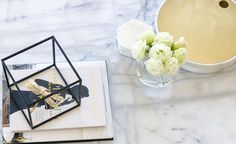 Brass has been trending for a while now and is predicted to continue during It is a timeless metal that when done right can look very sophisticated and add warmth to a room. When recently upd… Coffee Table Styling, Make Your Mark, Polished Brass, Lust, Inspiration, Home, Decor, Biblical Inspiration, Decoration