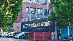 Portland, for ever -