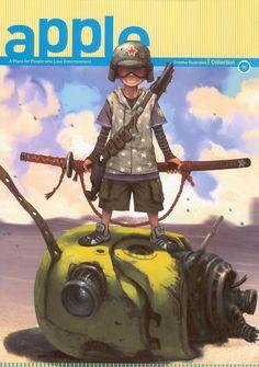 Apple Manga Magazine