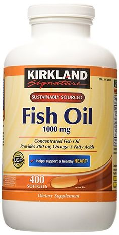 Kirkland Signature Fish Oil Concentrate with Fatty Acids, 400 Softgels, - Good quality and fast shipping.This Kirkland Signature that is ranked 5 Fish Oil Tablets, Best Fish Oil, Fish Oil Benefits, Health Benefits, Best Appetite Suppressant, Apple Cider Vinegar Pills, Omega 3 Fish Oil, Natural Cures, Salud