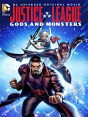 Watch Justice League: Gods And Monsters Online All Movies, Movies To Watch, See Movie, Movie Tv, Watch Justice League, Dc Trinity, Instant Video, Panel Quilts, Film Review