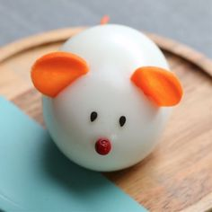 Mouse | These Animal Shaped Boiled Eggs Are The Cutest Thing Ever
