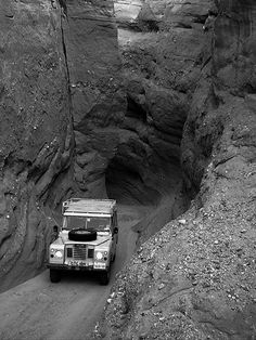 Land Rover Series IIA. Because being a badass never goes out of fashion
