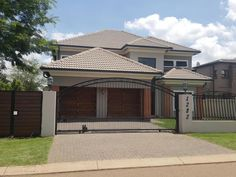 4 Bedroom House for sale in Zambezi Country Estate - Pretoria 4 Bedroom House, Pretoria, Country Estate, Number 2, Property For Sale, House Plans, African Women, Architecture, Places
